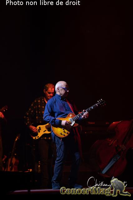 Christian Baillet Paris 2019 Mark Knopfler AccorHotels Arena 19 - Mark Knopfler en concert à Bercy, The Sultan Of Swing, l'un des derniers « guitare héros » !