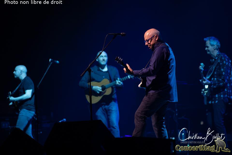 Christian Baillet Paris 2019 Mark Knopfler AccorHotels Arena 21 - Mark Knopfler en concert à Bercy, The Sultan Of Swing, l'un des derniers «guitare héros» !
