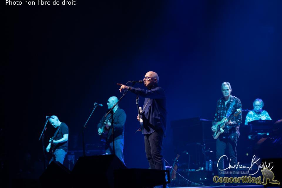 Christian Baillet Paris 2019 Mark Knopfler AccorHotels Arena 24 - Mark Knopfler en concert à Bercy, The Sultan Of Swing, l'un des derniers «guitare héros» !