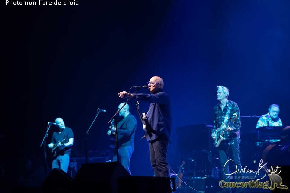 Christian Baillet Paris 2019 Mark Knopfler AccorHotels Arena 26 - Mark Knopfler en concert à Bercy, The Sultan Of Swing, l'un des derniers «guitare héros» !