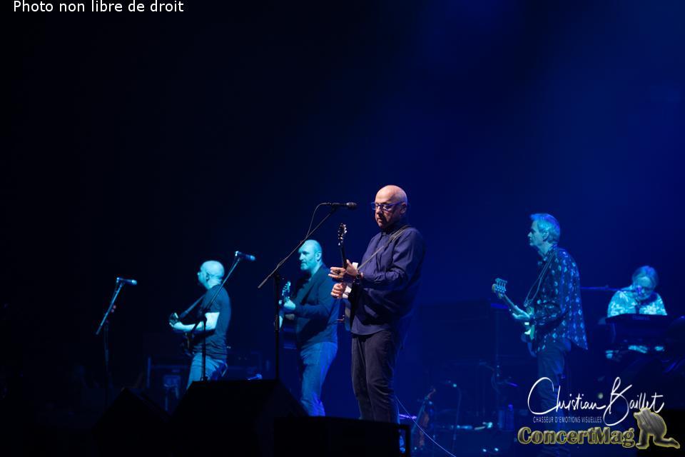 Christian Baillet Paris 2019 Mark Knopfler AccorHotels Arena 27 - Mark Knopfler en concert à Bercy, The Sultan Of Swing, l'un des derniers «guitare héros» !