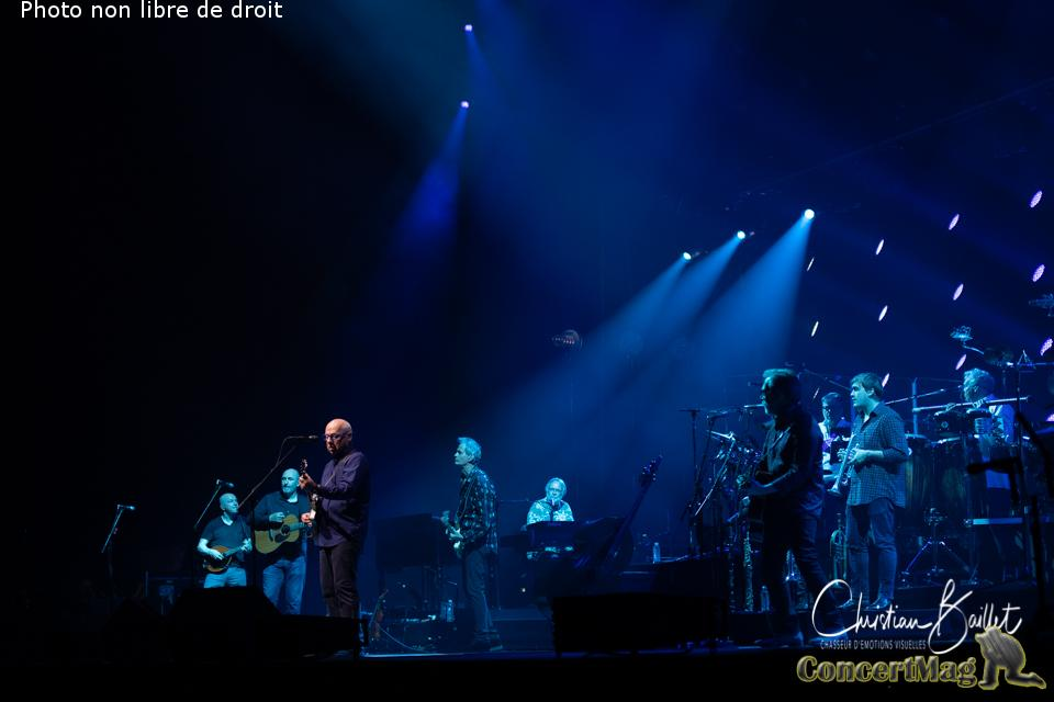 Christian Baillet Paris 2019 Mark Knopfler AccorHotels Arena 28 - Mark Knopfler en concert à Bercy, The Sultan Of Swing, l'un des derniers « guitare héros » !