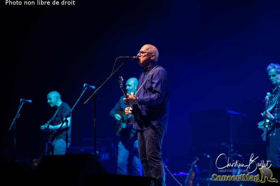 Christian Baillet Paris 2019 Mark Knopfler AccorHotels Arena 29 - Mark Knopfler en concert à Bercy, The Sultan Of Swing, l'un des derniers « guitare héros » !