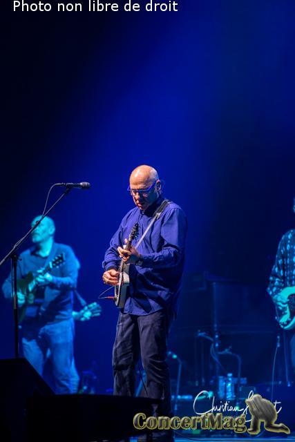Christian Baillet Paris 2019 Mark Knopfler AccorHotels Arena 34 - Mark Knopfler en concert à Bercy, The Sultan Of Swing, l'un des derniers «guitare héros» !