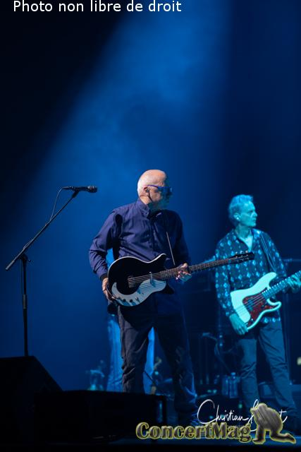 Christian Baillet Paris 2019 Mark Knopfler AccorHotels Arena 36 - Mark Knopfler en concert à Bercy, The Sultan Of Swing, l'un des derniers « guitare héros » !
