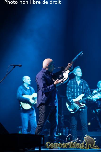 Christian Baillet Paris 2019 Mark Knopfler AccorHotels Arena 37 - Mark Knopfler en concert à Bercy, The Sultan Of Swing, l'un des derniers «guitare héros» !