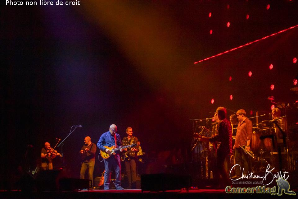 Christian Baillet Paris 2019 Mark Knopfler AccorHotels Arena 5 - Mark Knopfler en concert à Bercy, The Sultan Of Swing, l'un des derniers « guitare héros » !