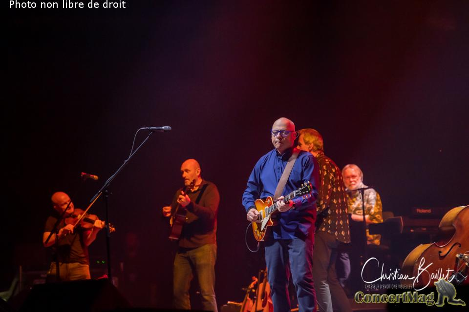 Christian Baillet Paris 2019 Mark Knopfler AccorHotels Arena 6 - Mark Knopfler en concert à Bercy, The Sultan Of Swing, l'un des derniers « guitare héros » !
