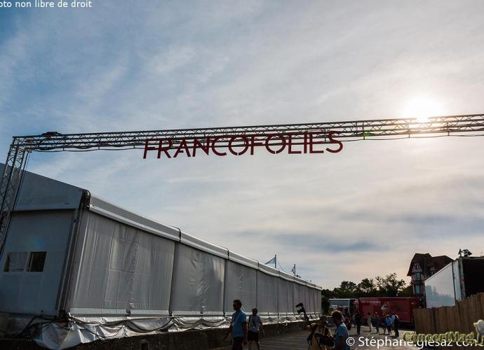 banniere 2 - Un mercredi aux Francofolies de La Rochelle...