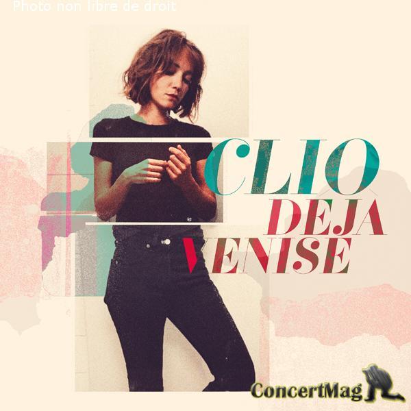 anzh CLIOVenisecoveralbumHD2 - Nouvel album de Clio