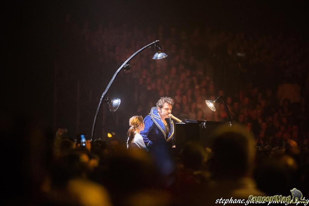16 - Magistral concert de M à Tours