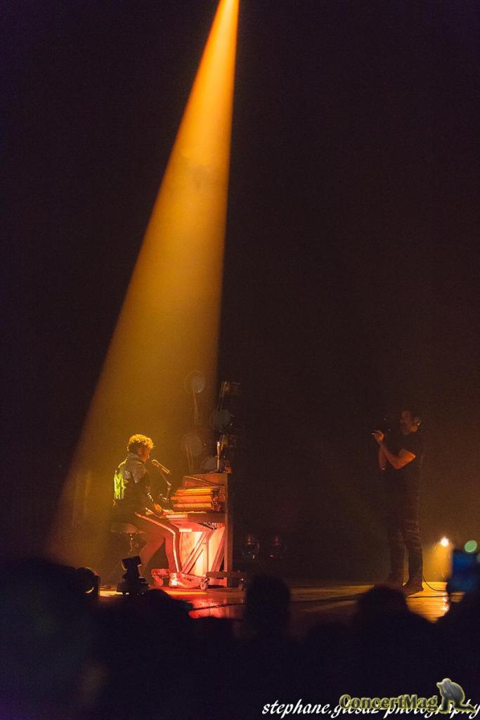 28 1 - Magistral concert de M à Tours