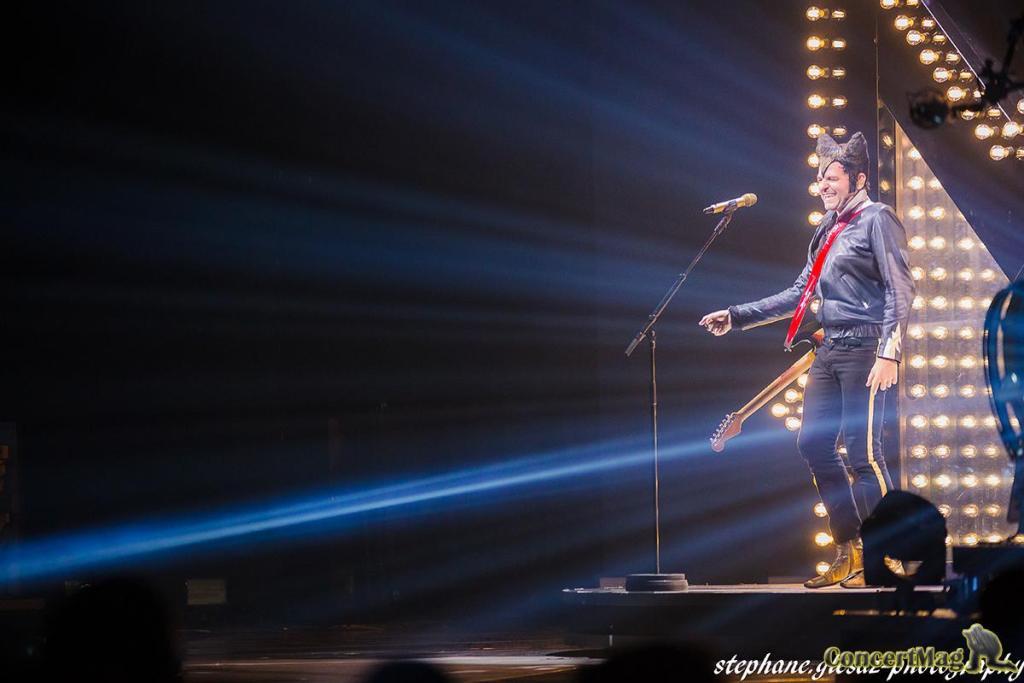 30 - Magistral concert de M à Tours