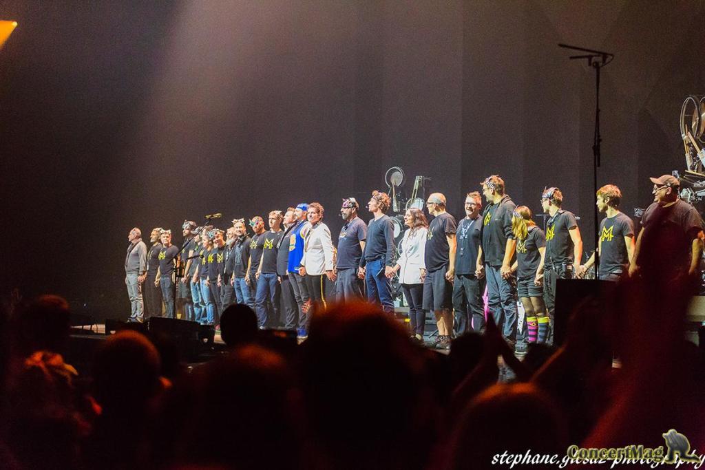 32 - Magistral concert de M à Tours