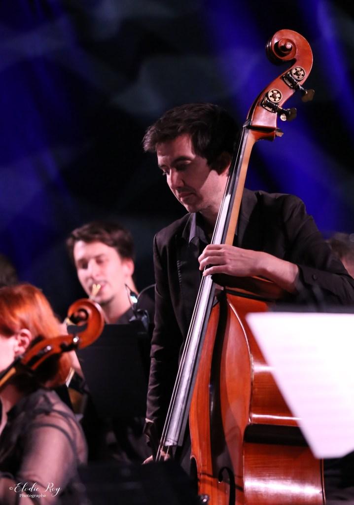 FionaMonbet ElodieRoy LaCigale 30102019 4 718x1024 - Laura Monbet - Orchestre de Chambre et Quintet de Jazz - La Cigale - 30/10/2019