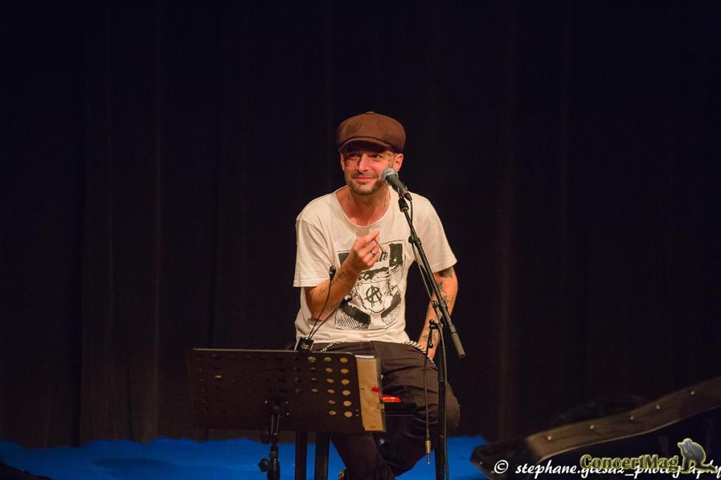 10 - Soan, chanteur atypique à Jaunay-Marigny