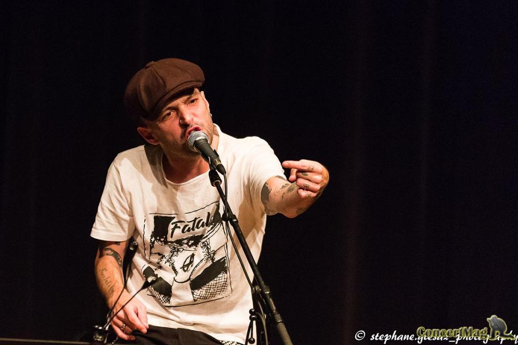 11 - Soan, chanteur atypique à Jaunay-Marigny