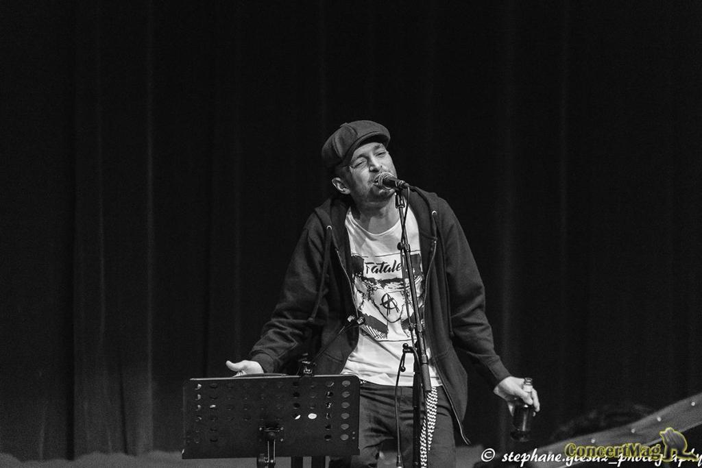 3 - Soan, chanteur atypique à Jaunay-Marigny
