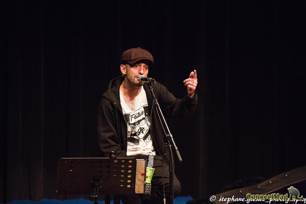 6 - Soan, chanteur atypique à Jaunay-Marigny