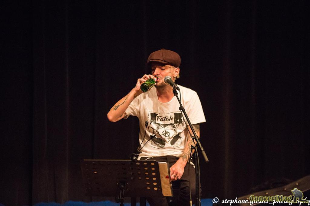 9 - Soan, chanteur atypique à Jaunay-Marigny