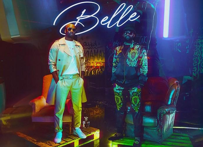 """Singuila - Singuila et Fally Ipupa la trouvent tellement """"Belle"""""""