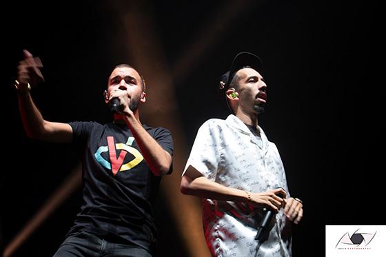 IMG 2835 1 - Le Zénith de Nantes complet pour l'une des dernières dates de tournée de Big Flo et Oli.