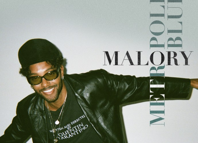 "MALORY Cover Mixtape Metropole Blues 2 - Malory poursuit sa ""Métropole Blues"""