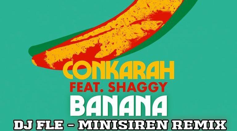 """CY CsCi  e1593372120528 - """"Banana"""" (DJ Fle-remix) de Conkarah feat Shaggy monte en puissance sur les radios et les réseaux"""