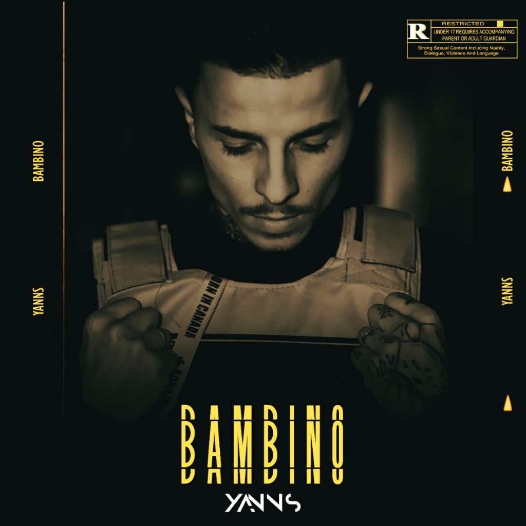 """thumbnail Yanns Bambino Cover Album 1024x1024 - Yanns se prend pour """"Johnny Hallyday"""" dans son nouveau clip"""