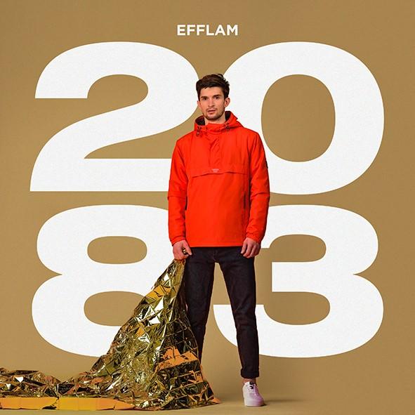 """thumbnail pochette single 2083 - Efflam imagine son """"moi d'après"""" dans """"2083"""""""