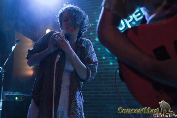 CharlotteMagon 5 - Charlotte&Magon, La chica et Hannah Clair au Supersonic