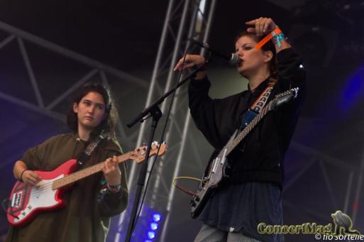 Hinds 2 - «Cabourg mon amour», le festival sur la plage - Jour 1