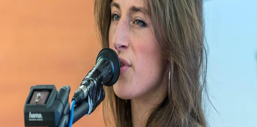 IMG 0036site1 - Marie Cherrier au Leclerc de Poitiers en showcase