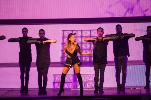 Ariana Grande Zénith de Paris