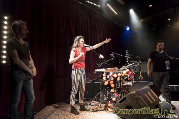 L Martial 15 - Leïla Martial : release party au Studio de l'Ermitage