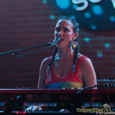 Lachica 2 - Charlotte&Magon, La chica et Hannah Clair au Supersonic