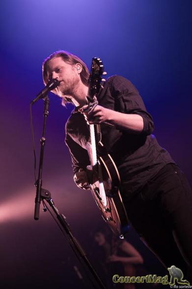 The Lumineers 10 - The Lumineers, à l'aise au Trianon !