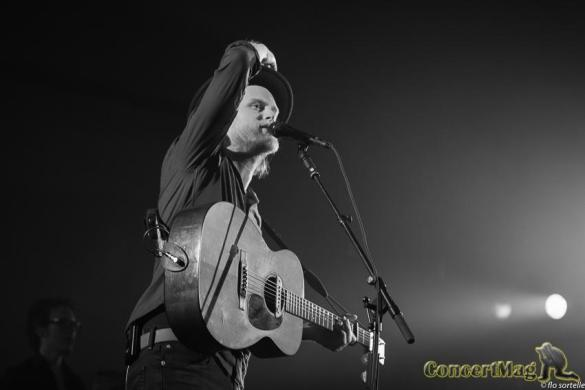The Lumineers 12 - The Lumineers, à l'aise au Trianon !