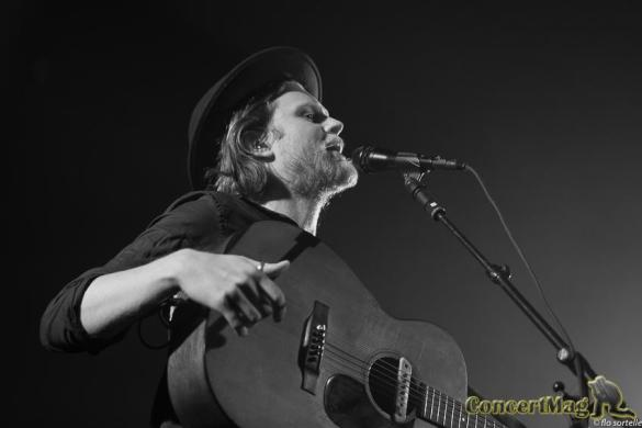 The Lumineers 14 - The Lumineers, à l'aise au Trianon !