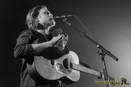 The Lumineers 16 - The Lumineers, à l'aise au Trianon !