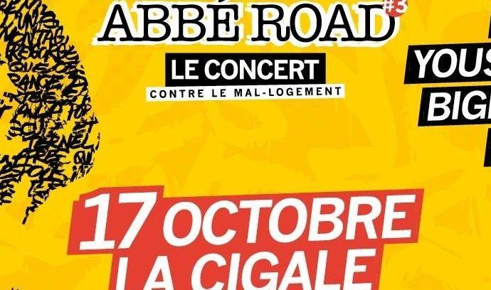 concert abberoad3 1220x610px e1477032474515 - Rap et ambiance à la Cigale pour l'Abbé Road