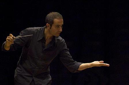Antonello Manacorda direttore dorchestra e violinista