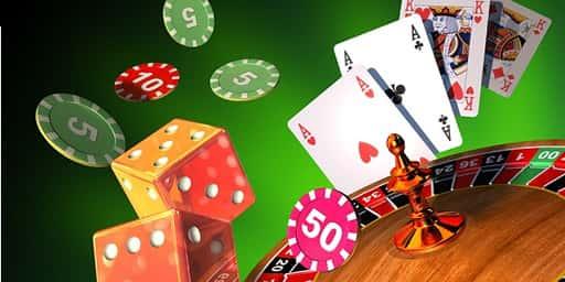 オンラインカジノで好きなゲームを選ぶ