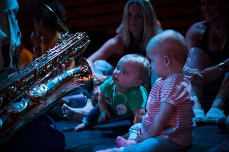 baby-paying-attention-saxophone-min