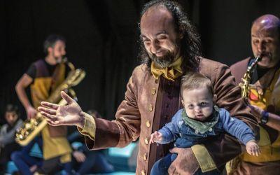 """""""Um Concerto de Papel"""" com Inesa Markava – Teatro Stephens 2019"""