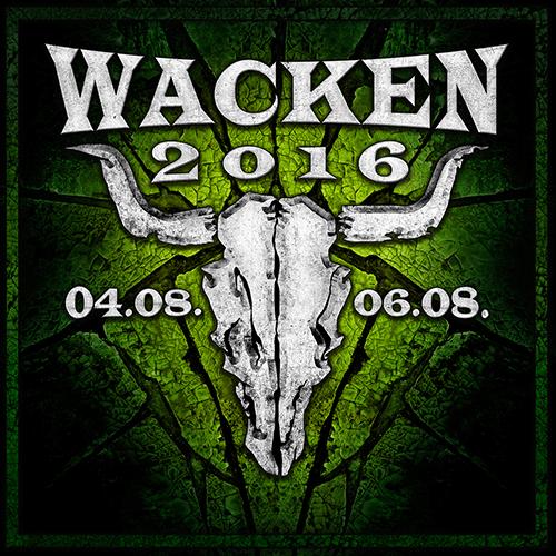 Agenda Concerts Metal Wacken Open Air 2016 04082016