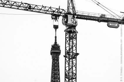 Moving the Eiffel Tower