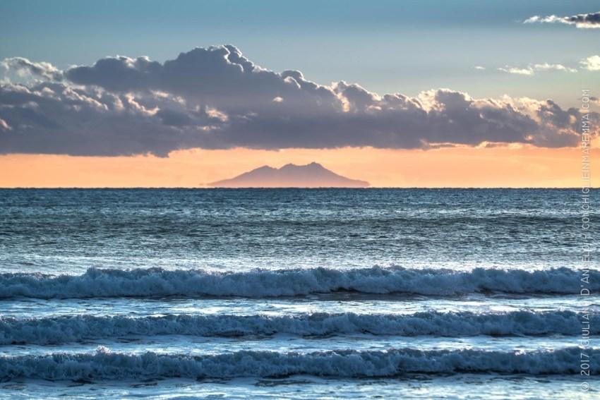 Cielo isola e mare