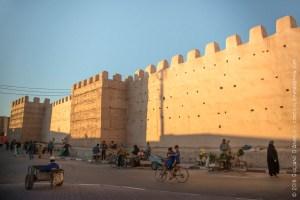 Le mura di Taroudant