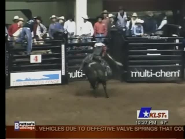 Rodeo Report Thursday Night_3321452949726120741